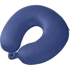 Samsonite Ergonomický cestovní polštářek modrá