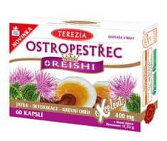 TEREZIA COMPANY TEREZIA Ostropestřec+Reishi cps.60