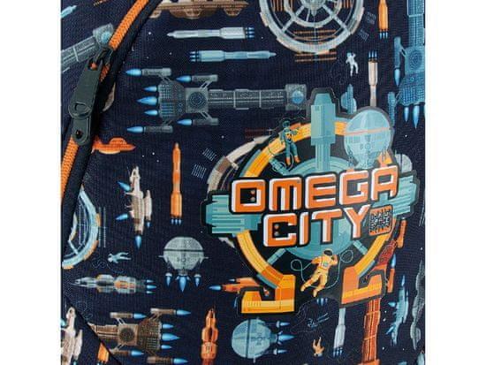 Ars Una Ars Una Školní batoh Omega City