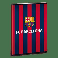 Ars Una Sešit FC Barcelona stripes 19 A4 linkovaný