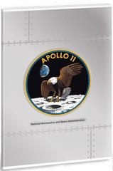 Ars Una Sešit NASA A4 Apollo 11