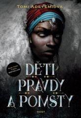 Adeyemi Tomi: Děti pravdy a pomsty