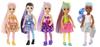 Mattel Barbie Color Reveal Třpytivá Chelsea