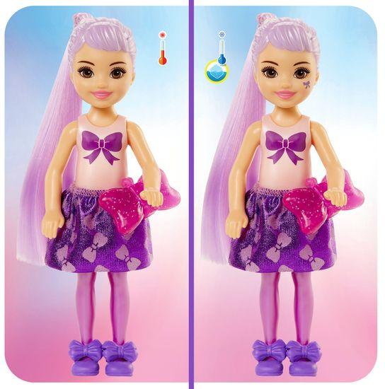 Mattel Barbie Color Reveal Sjajna Chelsea