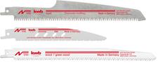 KWB žagini listi za vbodno žago TC-JS 18 Li, TC-JS 60/80/85 (49617350)