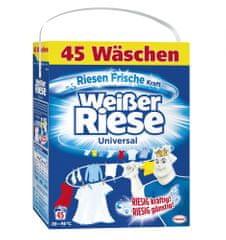 Weißer Riese pralni prašek Universal, 45 pranj
