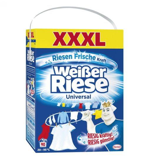 Weißer Riese prašak za pranje Universal, 90 pranja