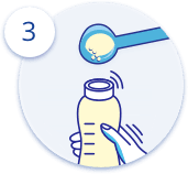 Nutrilon 3 návod na přípravu