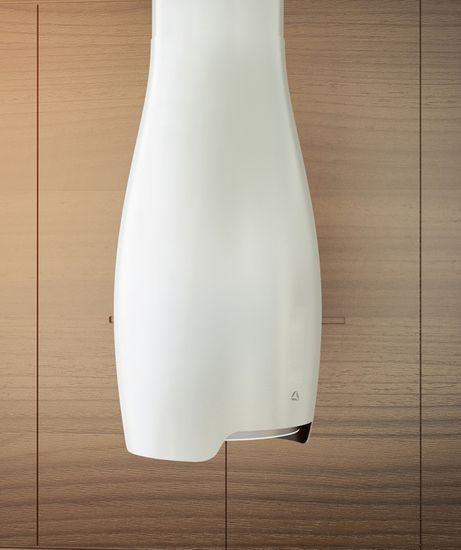 Ciarko Design Odsávač ostrovčekový Hydria White (CDW4401B) + 4 roky záruka po registraci