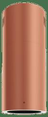 Ciarko Design Odsavač ostrůvkový Tubus W Copper (CDW3801R) + 4 roky záruka po registraci