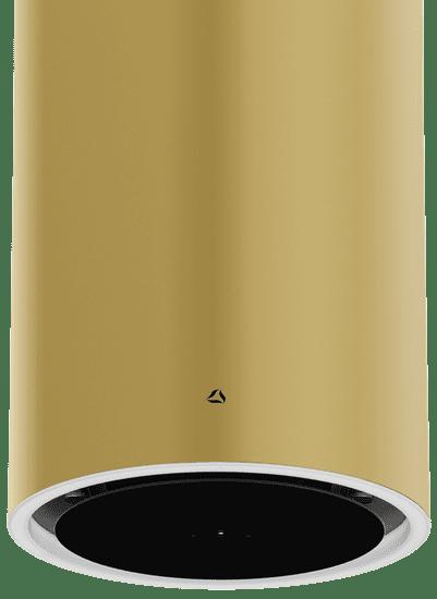 Ciarko Design Odsávač ostrovčekový Tubus W Gold (CDW3801Z) + 4 roky záruka po registraci