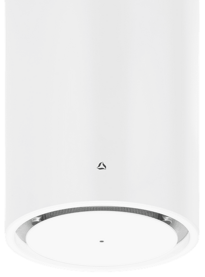 Ciarko Design Odsávač ostrovčekový Tubus W White (CDW3801B) + 4 roky záruka po registraci