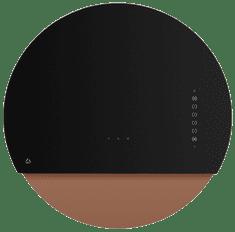 Ciarko Design Odsávač šikmý komínový Eclipse Black Copper (CDP6001CR) + 4 roky záruka po registraci