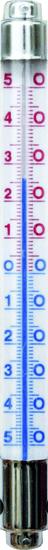 Bioterm Teploměr venkovní s kovovou objímkou - 020600