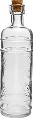 SHARK Skleněná láhev s korkovým uzávěrem 170 ml SORBO