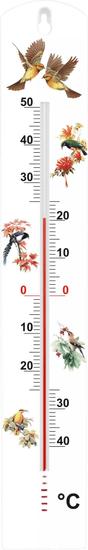 Bioterm Teploměr venkovní - vnitřní -30° až +50° - plastový