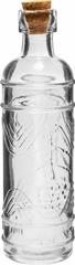 SHARK Skleněná láhev s korkovým uzávěrem 50 ml SORBO