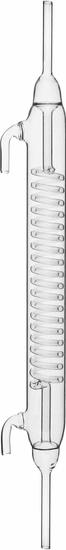 Browin Destylator spiralny szklanny