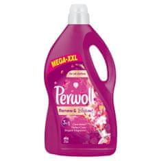 Perwoll gel za pranje Renew & Blossom, 4,05 l