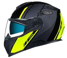 Nexx helma X.Vilitur Hi-Viz neon/grey vel. XS