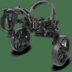 AnyoneGo Invalidní vozík pro psa na zadní nohy Mikro | Style | černá, XS
