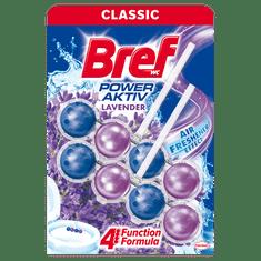 Bref Power Active Lavender Field WC obešanka, 2 x 50 g