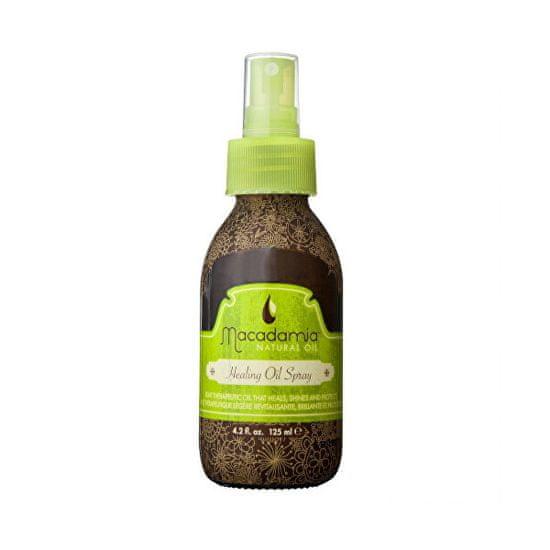 Macadamia Jemný vlasový olej pro oslnivý lesk ve spreji (Healing Oil Spray)
