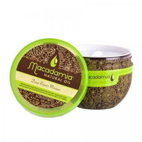 Macadamia Maska pro suché a poškozené vlasy (Deep Repair Masque)
