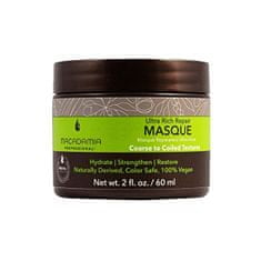 Macadamia Mély regeneráló maszk sérült hajra Ultra Rich Repair (Masque) (Mennyiség 60 ml)