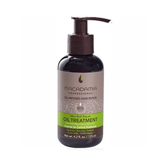 Macadamia Olejová péče pro poškozené a křehké vlasy Ultra Rich Repair (Oil Treatment)