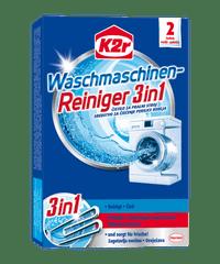K2R Washing Machine Cleaner čistilo za pralni stroj, 2 vrečki, 3 v 1