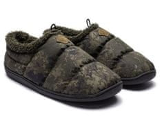 Nash Pantofle Camo Bivvy Slippers velikost: 43