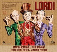 Wilde Oscar: Lordi - MP3-CD