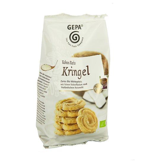 Gepa Bio sušenky kokosové s rýžovou moukou 125 g