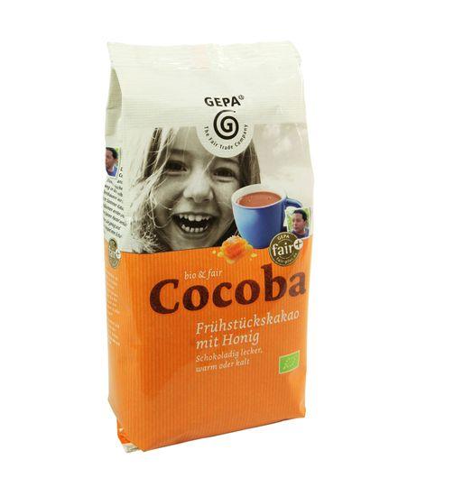 Gepa Bio instantní čokoláda s medem Cocoba 400 g