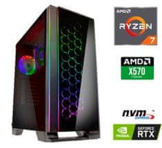 MEGA 7000 namizni gaming računalnik (PC-G7737-A)