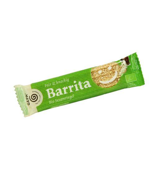 Gepa Bio sezamová tyčinka Barrita 20 g
