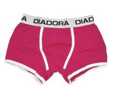 Diadora 00711 pánské boxerky Barva: fuxia, Velikost oblečení: S