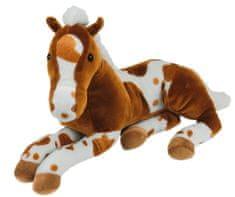 SELIS konj, plišast, 30 cm