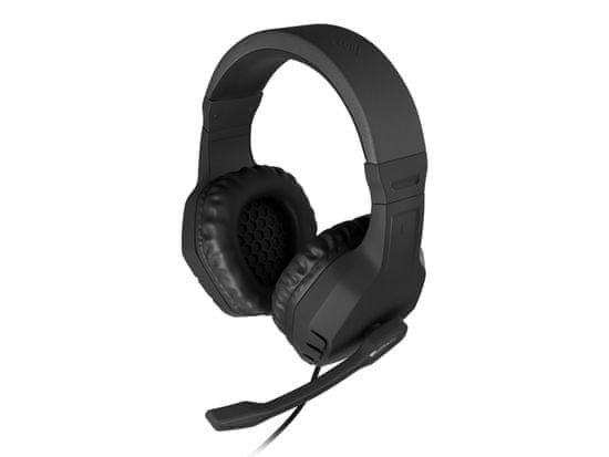 Genesis Argon 200 gaming slušalice, mikrofon, crne