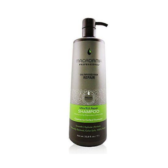 Macadamia Hloubkově regenerační šampon pro velmi poškozené vlasy Ultra Rich Repair (Shampoo)