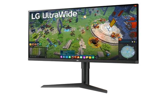 LG 34WP65G-B monitor