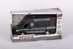 SELIS intervencijsko policijsko vozilo, z vztrajnikom, 21,5 cm