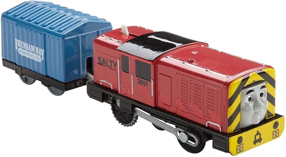 Fisher-Price Motorizované mašinky Salty