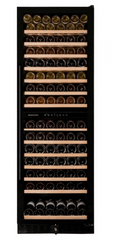 Dunavox DX-166.428DBK prostostoječa/vgradna vinska vitrina