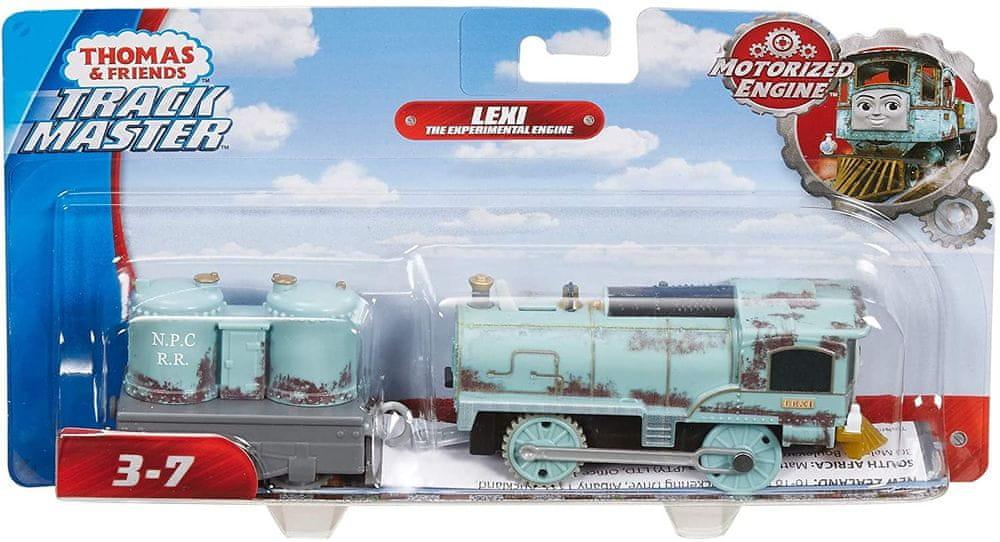 Fisher-Price Motorizované mašinky Lexi