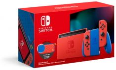 Nintendo Switch Mario Red & Blue Edition (NSH075)