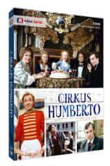 Cirkus Humberto - remasterovaná reedice (3DVD) - DVD