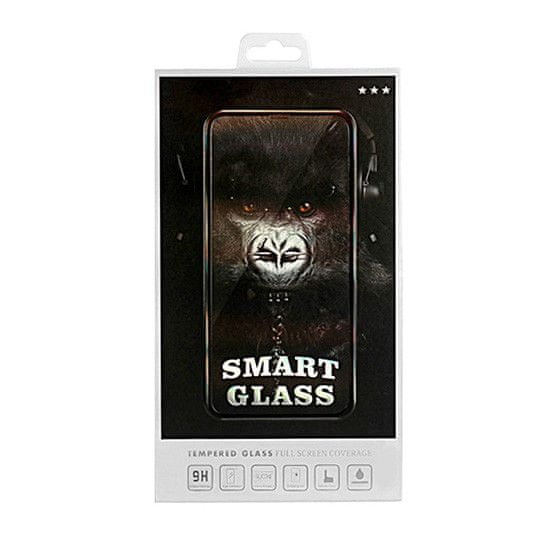 SmartGlass Szkło hartowane 5D do IPHONE 11 - czarne