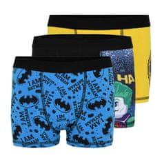 LEGO Wear 3 pack chlapčenských boxeriek Batman LW-12010057 116 viacfarebná